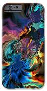 Being Transformed IPhone Case by Claude McCoy