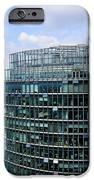 Berlin Bahn Tower Potsdamer Platz Square IPhone Case by Matthias Hauser