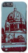 Berlin Cathedral IPhone Case by Naxart Studio