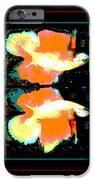 Betta Splendens X2 IPhone Case by Renee Trenholm