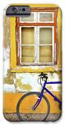 Bike Window IPhone Case by Carlos Caetano