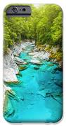 Blue Pools IPhone Case by MotHaiBaPhoto Prints