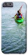 Boys Rowing IPhone Case by Carlos Caetano