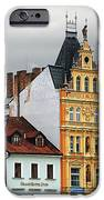 Budweis - Pearl Of Bohemia - Czech Republic IPhone Case by Christine Till
