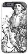 Buffalo-bill-cody IPhone Case by Gordon Punt