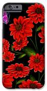 Butterfly Garden IPhone Case by Cheryl Young