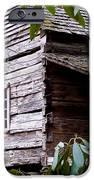 Cades Cove Cabin IPhone Case by Jim Finch