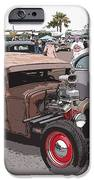 Car Show 1928 IPhone Case by Steve McKinzie