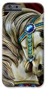 Carousel Horse 3 IPhone Case by Paul Ward