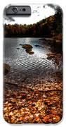 Cary Lake After The Storm IPhone Case by David Patterson