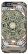Cathedral Dome Interior, Close Up IPhone Case by Axiom Photographic
