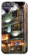 Cheli's Chili Bar Detroit IPhone Case by Nicholas  Grunas