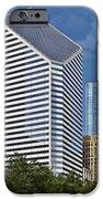 Chicago Crain Communications Building - Former Smurfit-stone IPhone Case by Christine Till
