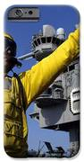 Chief Aviation Boatswains Mate Directs IPhone Case by Stocktrek Images