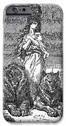 Christian Martyr IPhone Case by Granger