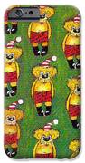 Christmas Teddy Bears IPhone Case by Genevieve Esson