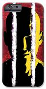 Cocaine Addiction, Conceptual Artwork IPhone Case by Stephen Wood