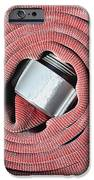 Coiled Fire Hose IPhone 6s Case by Skip Nall