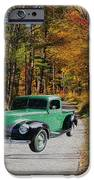 Country Roads IPhone Case by Cheryl Young