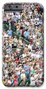 Crowd Of People IPhone Case by Carlos Dominguez
