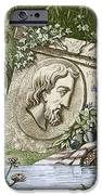 Dioscorides, Ancient Greek Physician IPhone Case by Sheila Terry