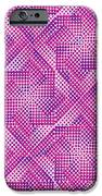 Dotty IPhone Case by Louisa Knight