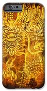Dragon Painting On Old Paper IPhone Case by Setsiri Silapasuwanchai