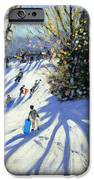 Early Snow Darley Park IPhone Case by Andrew Macara