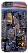 Electric Nyc IPhone Case by Kelley King