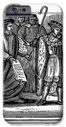 England: Martyr, 1550 IPhone Case by Granger