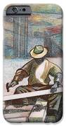 Experienced Craftsman IPhone Case by Al Goldfarb