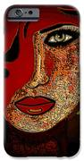 Face 10 IPhone Case by Natalie Holland