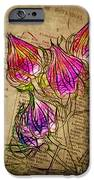 Faerie Caps IPhone Case by Judi Bagwell