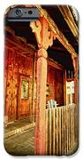 Fiddletown Saloon IPhone Case by Cheryl Young