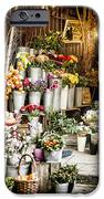 Flower Shop IPhone Case by Heather Applegate