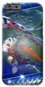 Framed Coy  IPhone Case by Mauro Celotti