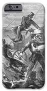 Franklin Benjamin Sanborn IPhone Case by Granger