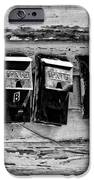 Freret Street Mailboxes - Black And White -nola IPhone Case by Kathleen K Parker