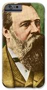 Friedrich Engels, Father Of Communism IPhone Case by Photo Researchers