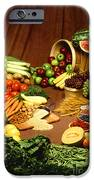 Fruit And Grain Food Group IPhone Case by Photo Researchers