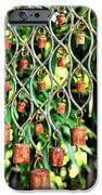 Garden Noah Bells IPhone Case by Cheryl Young
