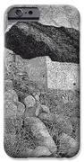 Gila Cliff Dwelings Big Room IPhone Case by Jack Pumphrey