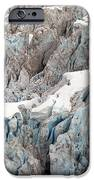 Glacial Crevasses IPhone Case by Mike Reid
