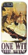 Gone With The Wind IPhone Case by Georgia Fowler