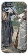 Goodwife Walford, 1692 IPhone Case by Granger