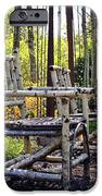 Grandmas Country Chairs IPhone Case by Athena Mckinzie