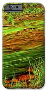 Green Forest River IPhone Case by Elena Elisseeva