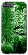 Green Zone IPhone Case by Will Borden