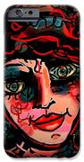 Happy Girl IPhone Case by Natalie Holland
