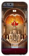 He Is Watching Over IPhone Case by Anthony Citro
